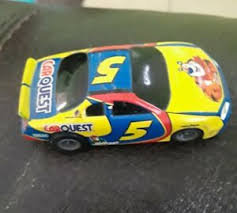 Slot Car Tony The Tiger Carquest Nascar 5 Kellogg S Goodyear Chevy Monte Carlo Ebay