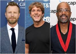 Dierks Bentley, Billy Currington, Darius Rucker And More To ...