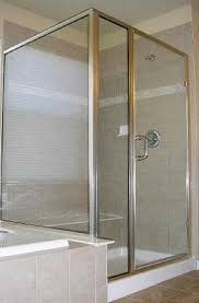 framed glass shower doors dc