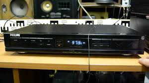 PHILIPS FT 650 stereo tuner made in ...