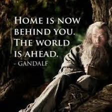 hobbit quotes about home