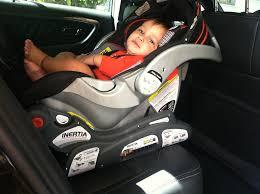 inertia infant car seat review