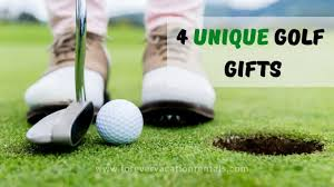 4 unique golf gifts to give