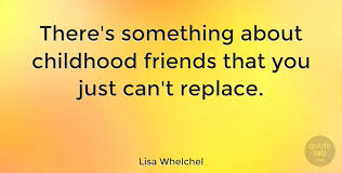 lisa whelchel there s something about childhood friends that you