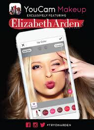 elizabeth arden and perfect corp