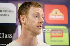 Bulldogs assistant coach Ash Hansen speaks to the media prior to the...  News Photo - Getty Images