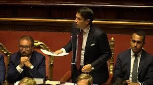 Senato, l'ultimo affondo di Conte a Salvini: