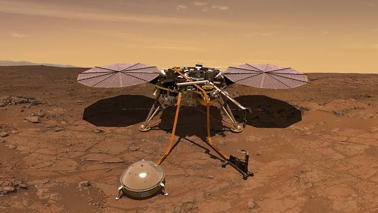 د مریخ د هوا حالات ځمکې ته را استول کېږي