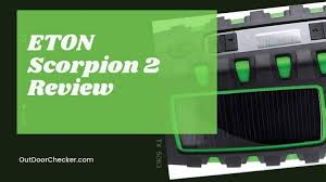 eton scorpion 2 review all in one