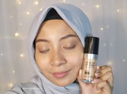 review makeup forever ultra hd foundation