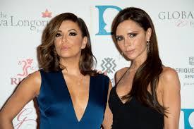 Eva Longoria Loves Being Godmother to Victoria Beckham's Daughter