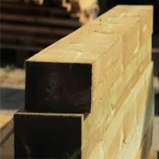 1 8m 2 1m 2 4m X 125mm X 75mm 5 X 3 Treated Softwood Post Uc4 J Hubbard Son Ltd