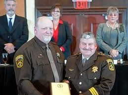 Perry County correctional officer honored for saving inmate's life   News  Break