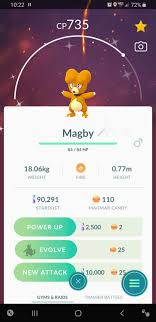 PokemonGo] Haven't seen a single shiny in Pokemon Go since the bagon event,  just hatched this near perfect dude. - Imgur