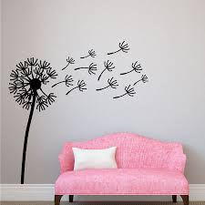 Oversized Dandelion Wall Quotes Wall Art Wallquotes Com