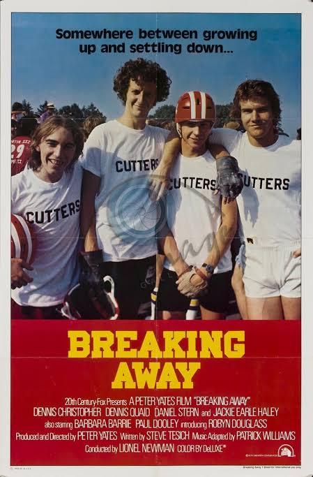 """Resultado de imagen para breaking away 1979"""""""