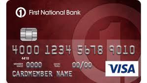 first national bank of omaha maximum