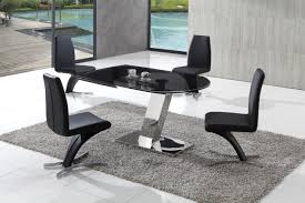 z gallerie dining table and chairs set