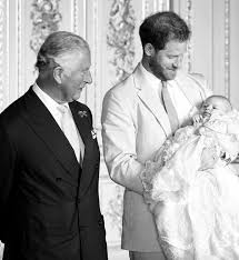 Baby Archie 'delighted' Prince Charles by calling him 'pa' on a royal Zoom  call, source claims