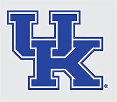Amazon Com University Of Kentucky Wildcats Uk Logo 4 Vinyl Decal Uk Car Truck Window Sticker Everything Else