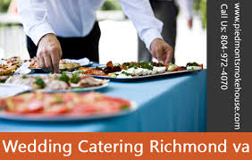 wedding catering made perfect with