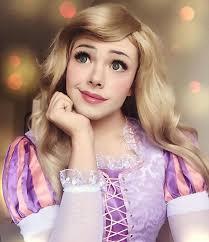 flawless disney princess makeup