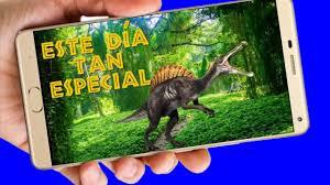 Dinosaurios Video De Invitacion O Cumpleanos De Para Whatsapp O
