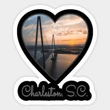 vacation ravenel bridge s c gifts print