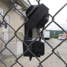 Gopro Hero 5 6 7 Chain Link Fence Secure Mount Clamp 3d Etsy