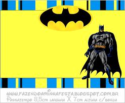 Invitaciones De Cumpleanos De Batman Para Dedicar 10 En Hd Gratis