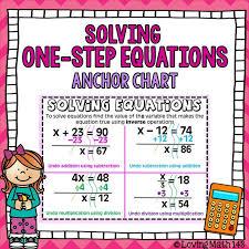 2 1 reteaching solving one step
