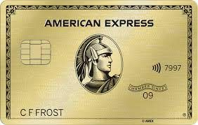 american express gold card earn