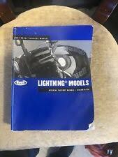 buell motorcycle repair manuals