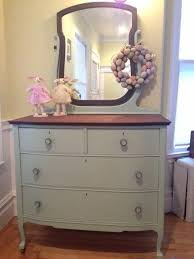 image result for chalk painted dressers