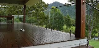 Raphs Glass Pool Fencing Brisbane Semi Frameless Glass Fencing