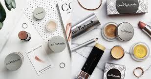 organic and all natural makeup brands