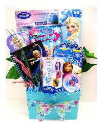 disney s frozen fun gift basket
