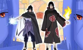 Uchiha Brothers - NARUTO - Image #1223649 - Zerochan Anime Image Board