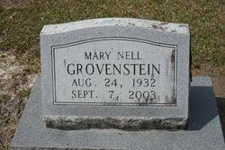 Mary Nell West Grovenstein (1932-2003) - Find A Grave Memorial