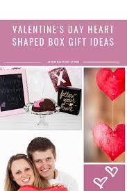 heart shaped box gift ideas