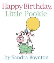 happy birthday little pookie by sandra