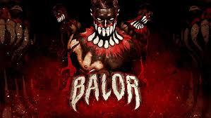 balor wallpaper wrestling wwe