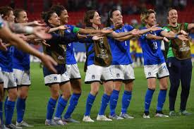 Italia Olanda   Mondiali Femminili 2019