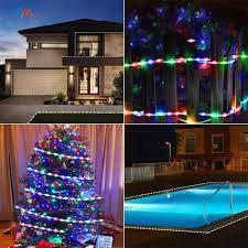 3m 5m Solar Led Strip Light Christmas Lights Led Christmas Lights For Outdoor Christmas Tree Lights Flexible Tape Outdoor Waterproof Garden Fence Lamp Light Christmas Wreath Lights Ready Stock Lazada Ph