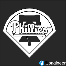 Mobel Wohnen Philadelphia Phillies Mlb Team Logo Vinyl Decal Sticker Car Window Wall Cornhole Maybrands Com Ng