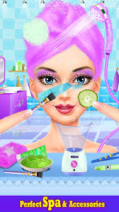lipstick maker makeup game for android