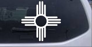 Native American Indian Sun Car Or Truck Window Decal Sticker Rad Dezigns