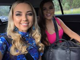 """Brittany Graham on Twitter: """"Miracle Mile bound with my sidekick  @stephgraham99 🥰… """""""