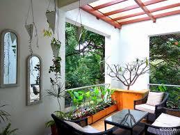 terrace and balcony garden