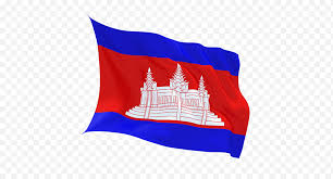 Angkor Wat Khmer Empire Flag Of Cambodia Temple Flag Miscellaneous Flag Flag Of The United States Electric Blue National Flag Png Nextpng